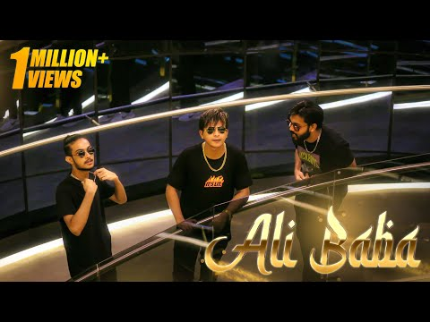 Squad Leader, Banglawood, SnareByt - ALI BABA [Official Music Video] | Bangla Rap Song 2021
