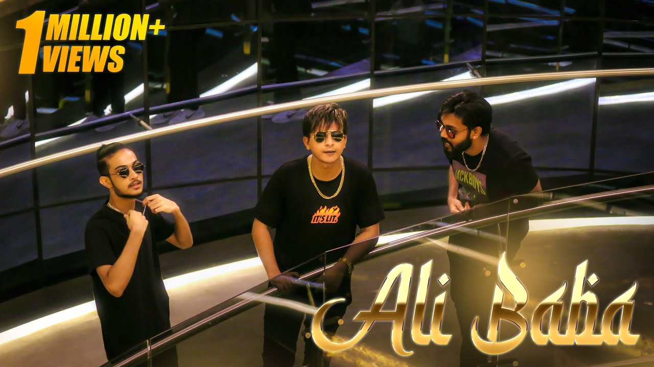 Download Squad Leader, Banglawood, SnareByt - ALI BABA [Official Music Video] | Bangla Rap Song 2021