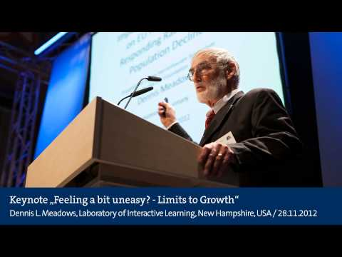 Feeling a bit uneasy? - Limits to Growth