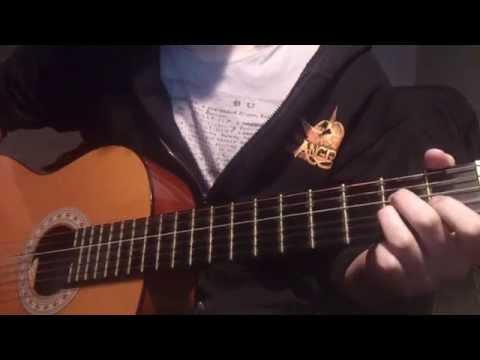 Sword Art Online II - ソードアート・オンライン 2 - OP- IGNITE - Cover (Acoustic Guitar)