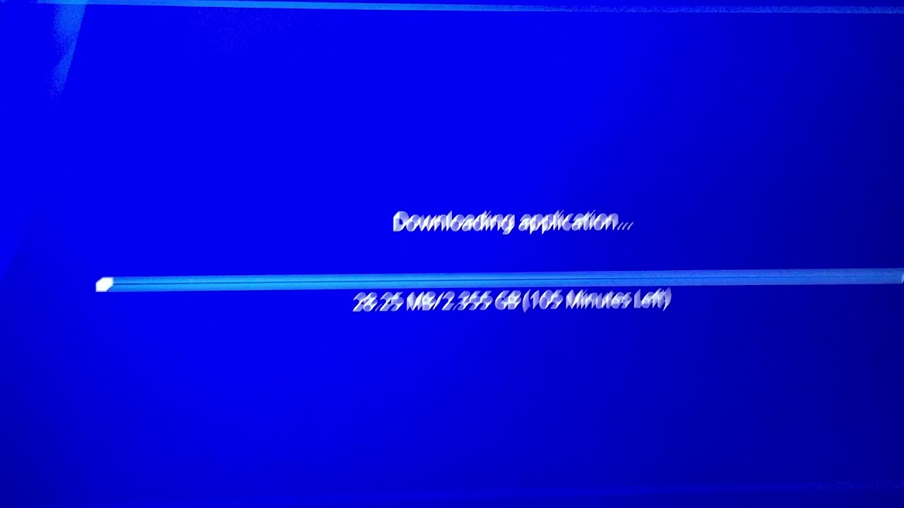 ps4 fortnite download size