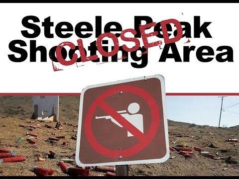 steele-peak-shooting-area-closed?