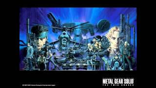 Metal Gear Solid: The Best Is Yet To Come Extended With Translated Lyrics