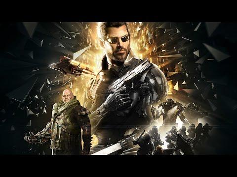 DEUS EX MANKIND DIVIDED All Cutscenes Movie (Game Movie) FULL STORY