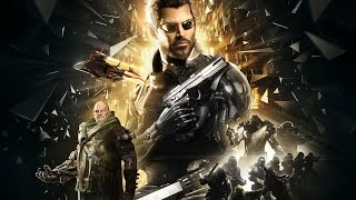 DEUS EX MANKIND DIVIDED All Cutscenes Movie (Game Movie) FULL STORY