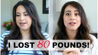 How I lost the Baby Weight - My Weight Loss Journey! | Justine Marie