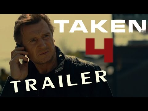 TAKEN 4 | Trailer [HD]