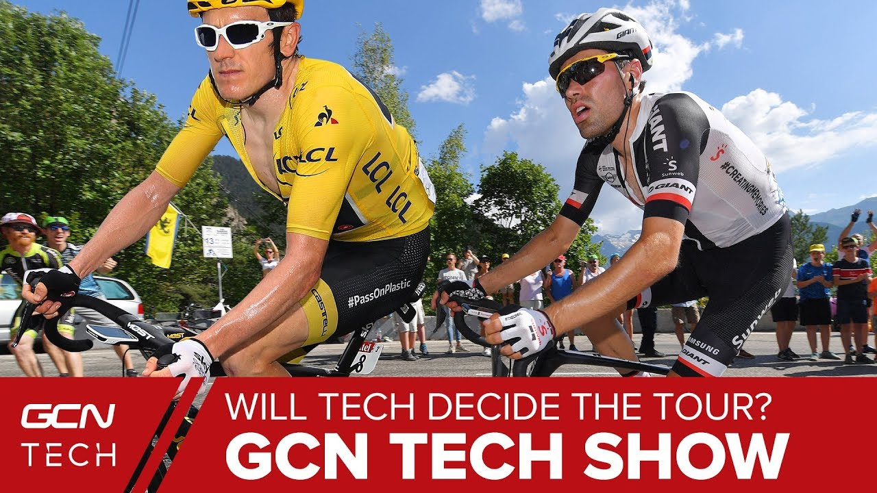 7dc257238 Will Tech Decide Who Wins The Tour de France