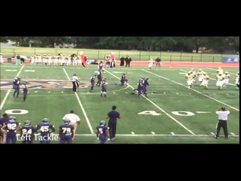 KIPP DC: Football Robert Morris