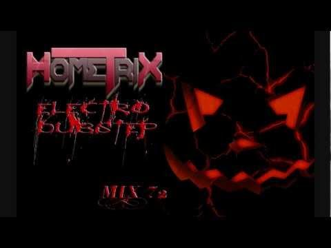 HometriX - Electro Dubstep Mix 72 - ( Halloween Special ) - October 2012 - HD 720 (1h long)