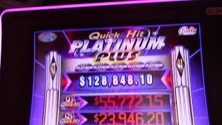Quick Hit Platinum Plus $25.00 a pull! Action Bank $12.50 a pull! Lets play! Wynn Season 2