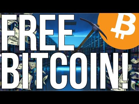 You Have To Sign Up For This!  Earn FREE Bitcoin| Free Cloud Mining