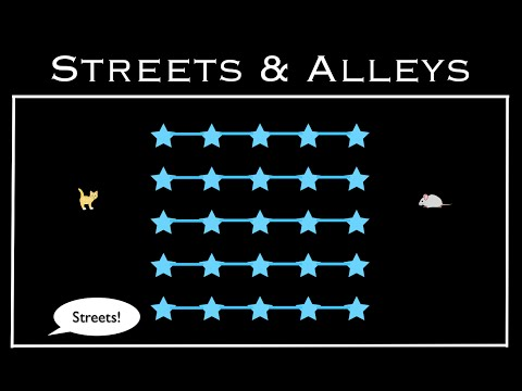 PE Games - Streets & Alleys