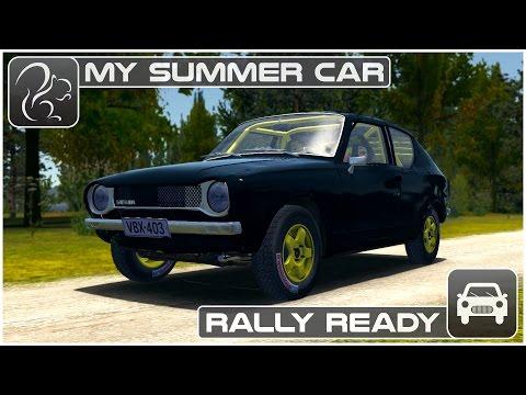 My Summer Car - Rally Ready