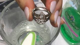 Ring Cleaning Tutorial