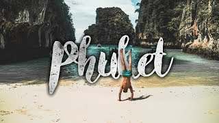 Phuket  - The Story Begins - Cinematic vlog 12