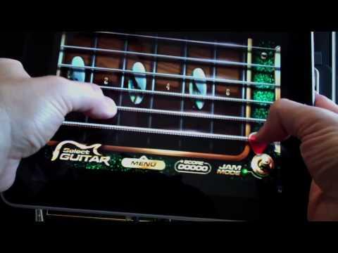 iPad Rockstar Solos App