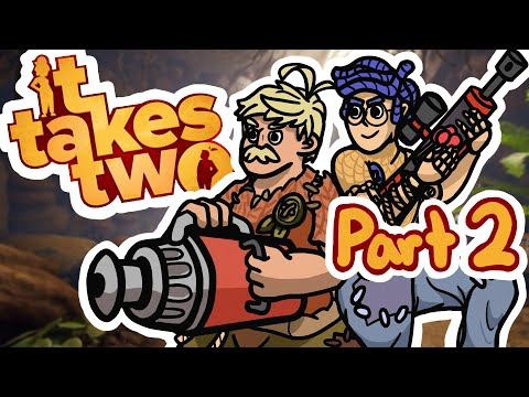 THIS GAME IS GRUESOME | It Takes Two #2 | |