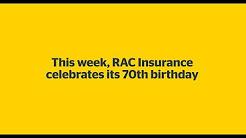 RAC Insurance turns 70!
