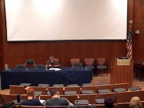 "John D. Caputo: ""Deconstruction and A Religion of the Future."""