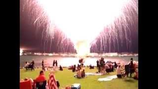 アメリカ人、2万発の花火を間違えて「15秒」で全て打ち上げる! thumbnail