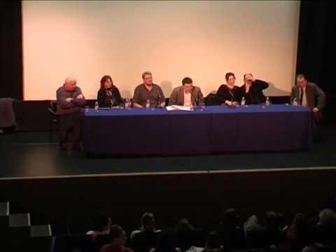 Script Workshop with Agnès Jaoui and Jean-Pierre Bacri