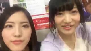 SHOWROOM 植田碧麗・井尻晏菜のトークに古賀成美乱入