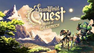 SteamWorld Quest - Announcement Trailer