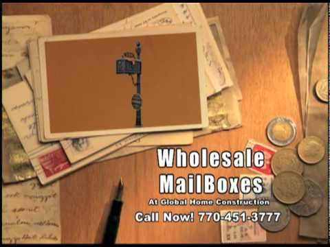Wholesale Metal Mail Boxes