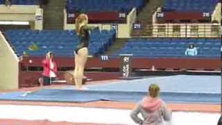 Jordan Williams 2017 Zenith Gymnastics Floor Metroplex Challenge