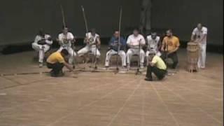 Ladainha Capoeira está de luto com Mestre Itabuna Capoeira Lagoa do Abaeté no Japão in 2008