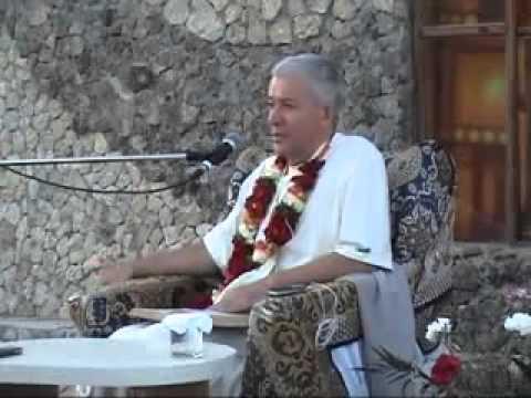 Бхагавад Гита 10.10 - Чайтанья Чандра Чаран прабху