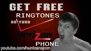 How to Make and Send your own FREE ringtones (Verizon Wireless)
