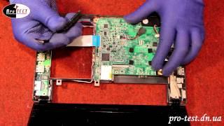 Как разобрать нетбук Lenovo IdeaPad S10 3  Чистка нетбука в Макеевке  Ремонт нетбука в Макеевке(, 2013-10-04T21:58:01.000Z)
