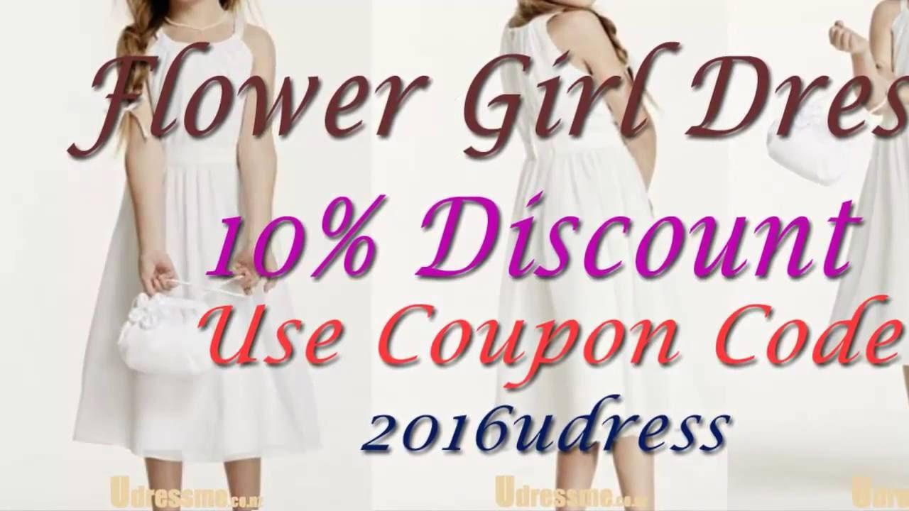 Pretty Flower Girl Discount Code Choice Image Flower Decoration Ideas