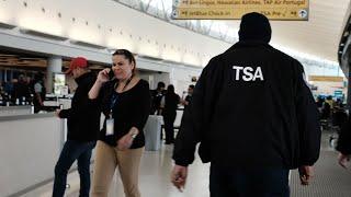 TSA to send agents to the southern border