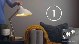 UPDATED: How to: Reṡet C by GE Light Bulbs