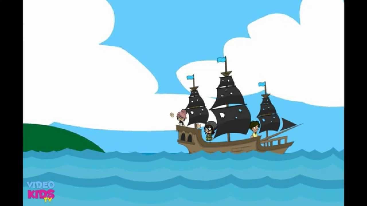 Un barquito chiquitito canci n infantil completa con - Todo sobre barcos ...