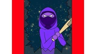 Minecraft Fnaf: Purple Guy Breaks In (Minecraft Roleplay)