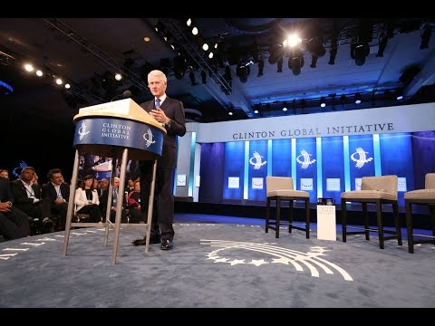 Future of Equality and Opportunity: President Clinton's Closing Remarks - CGI 2015 Annual Meeting