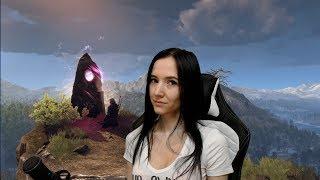 Я хочу красивый сет!!!!!! The Witcher 3 в эфире!!! (день 12).