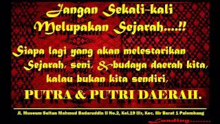 Gemastik7 Game TiersT Edugame  Museum Sultan Mahmud Badaruddin II