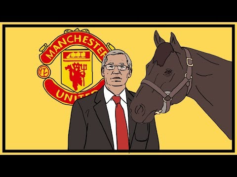 The Rock Of Gibraltar & Sir Alex Ferguson