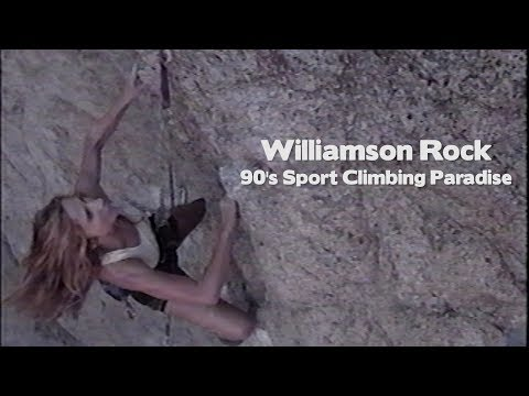 Above the Smogline  Highlight 6  Williamson Rock -  Sport Climbing Paradise in Los Angeles