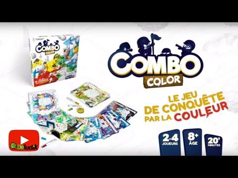 Buy Combo Color - Boardgame - Asmodée