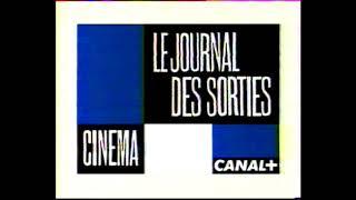 Canal+ / C+ Ident / Plusieurs jingles 2003 VHS