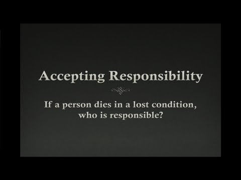 Image result for ACCEPTING THE RESPONSIBILITY