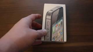 Unboxing - iPhone 4S 16GB Schwarz(Endlich ist mein iPhone 4 S(teve) da :) Ich hab es schon am 12. Oktober vorbestellt und erst heute am 26. ist es angekommen., 2011-10-26T12:00:54.000Z)