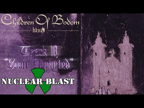 """CHILDREN OF BODOM - """"Soon Departed"""" (OFFICIAL TRACK BY TRACK #10)"""