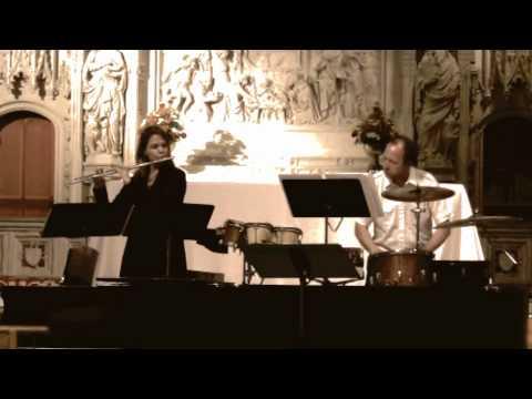 Angela Rowland, Henry Claude perform Dahl Duettino Concertante, II-IV